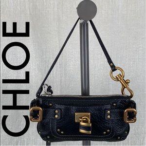 👑 CHLOE ARM/ CLUTCH / WRISTLET BAG 💯AUTHENTIC